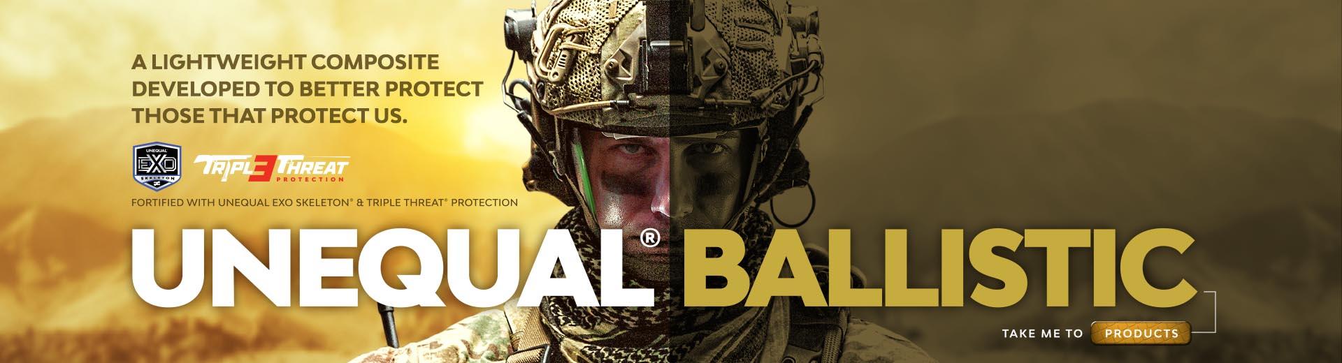 ballistic military grade vest